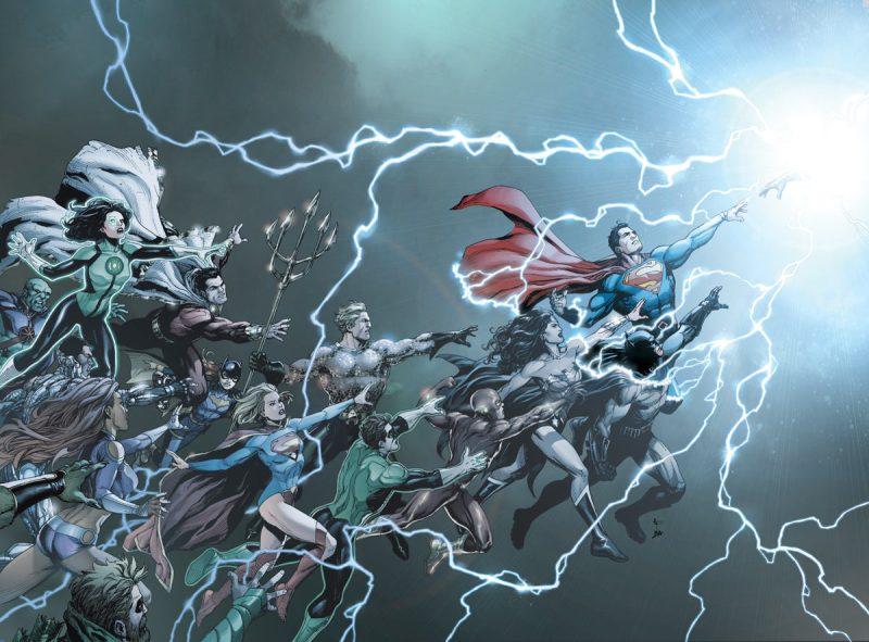 Rebirth: O renascimento da DC Comics