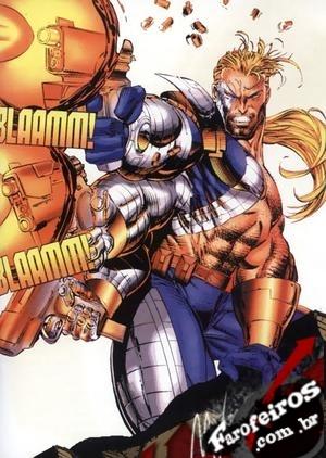 Stryker da Cyberforce da Image Comics - Esses quadrinhos de 1992 eram legais... JURO! - Blog Farofeiros