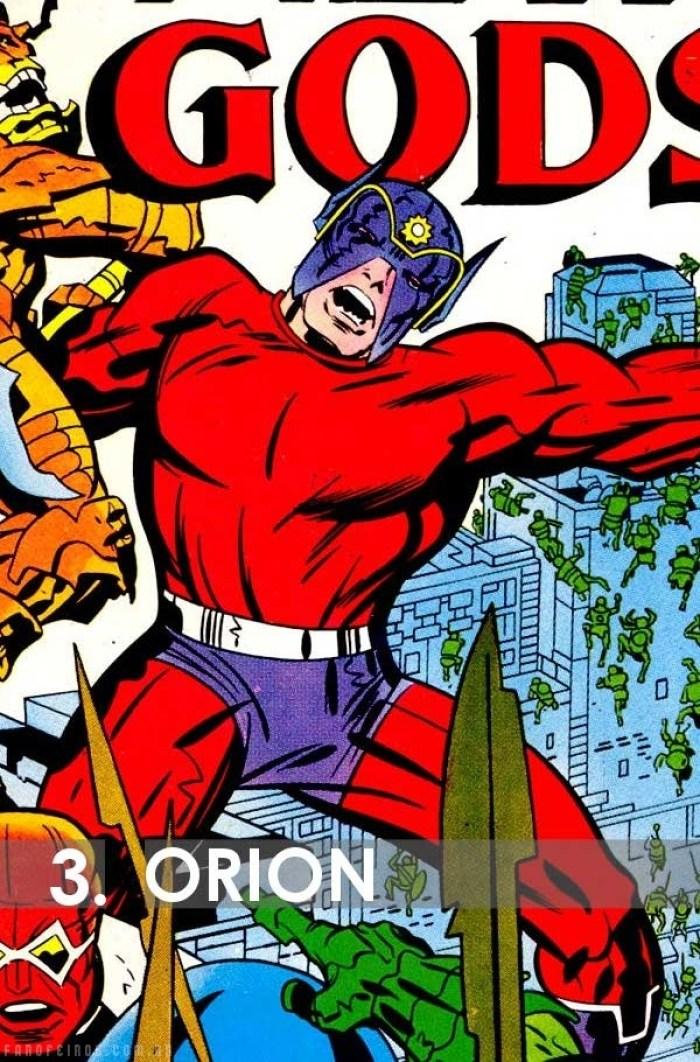 Quem é o mais forte DC Comics?