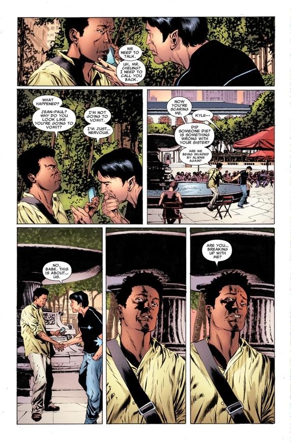 Casamento gay na Marvel - Astonishing X-Men #50 - Marvel Comics - Blog Farofeiros
