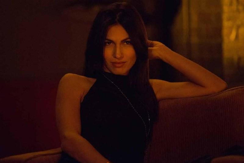 Elektra da segunda temporada de Demolidor série do Netflix