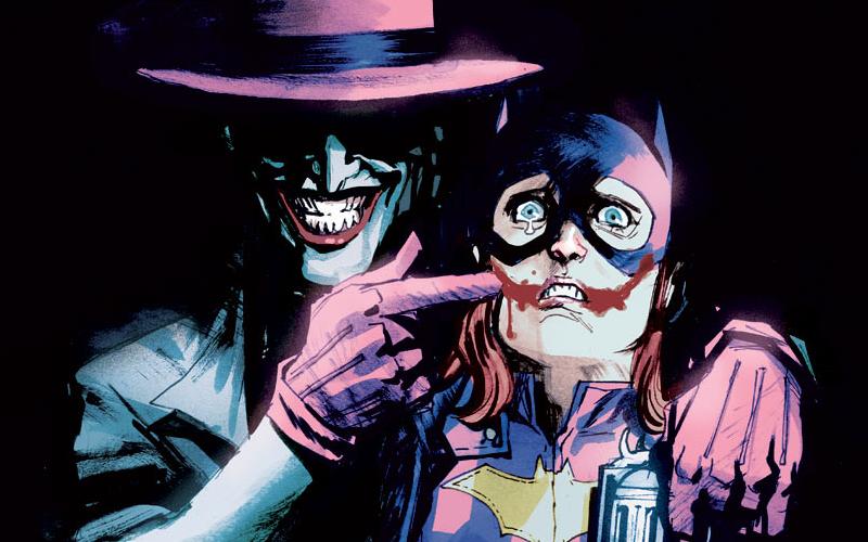 A capa certa para a Batgirl errada