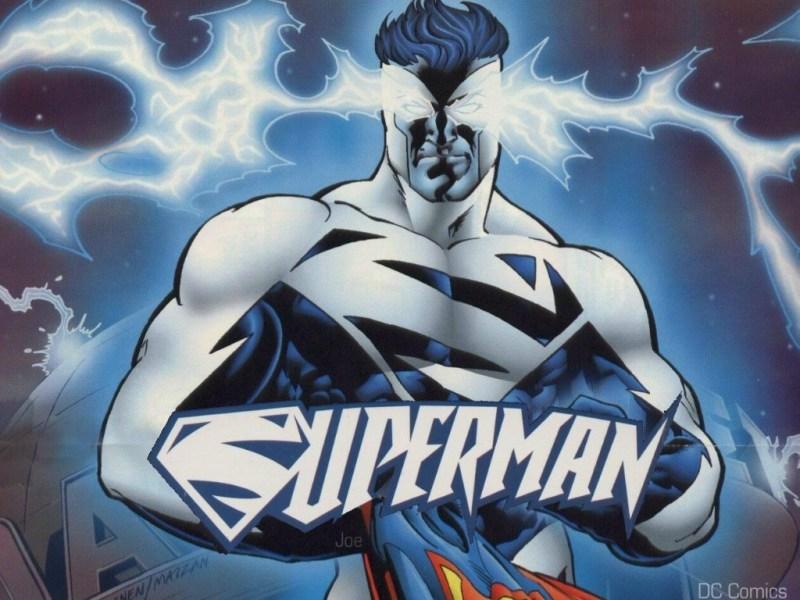 O que é isso Superman - Superman elétrico - Blog Farofeiros