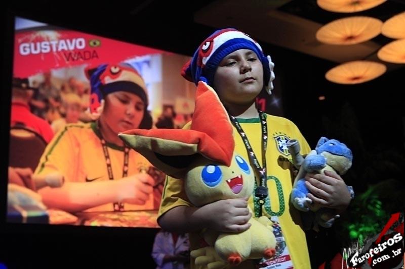 Campeão Pokemon TGC Gustavo Wada