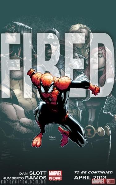 E agora Homem Aranha Superior