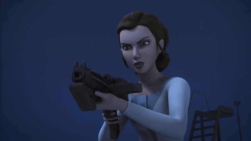Star Wars Rebels - Princesa Leia