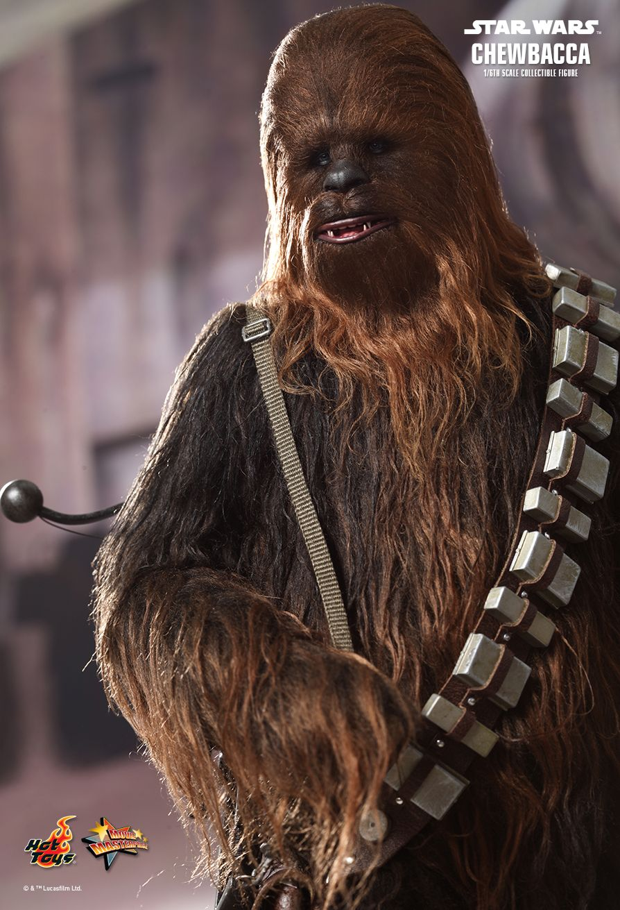 Chewbacca da Hot Toys