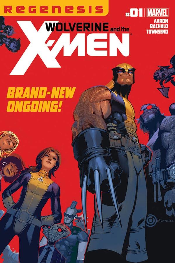 Wolverine and the X-Men. Wolverine funda a Escola Jean Grey de Estudos Avançados