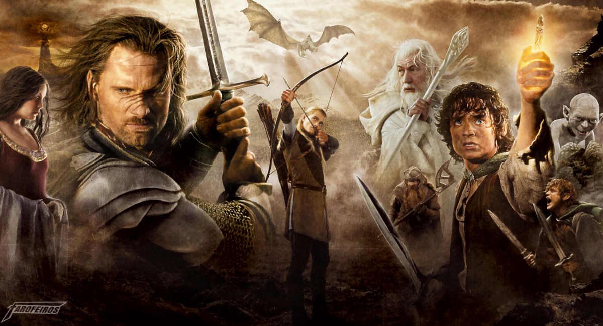 O Retorno do Rei - O Senhor dos Anéis - A versão de O Senhor do Anéis que eu ia curtir