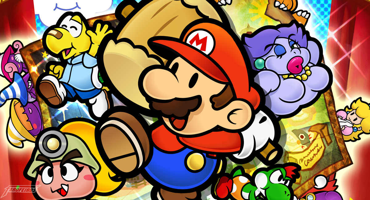 Paper Mario The Thousand-Year-Door