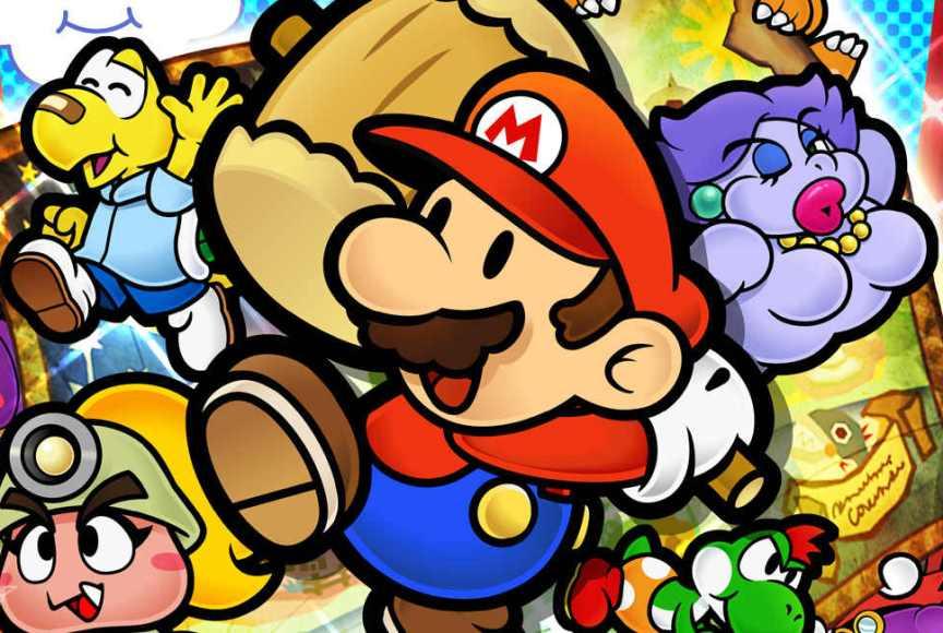 Paper Mario The Thousand-Year-Door