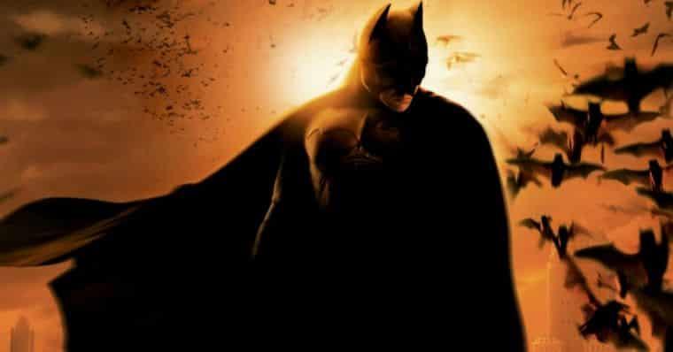 Batman Begins - Blog Farofeiros