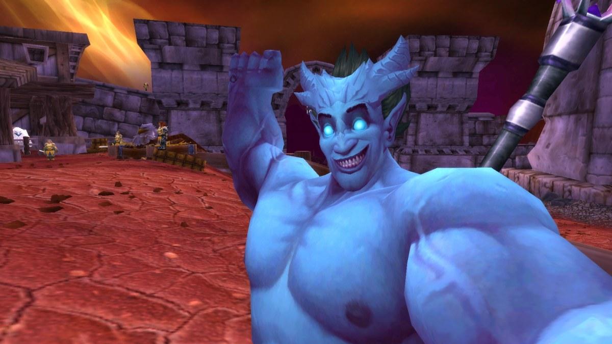 World of Warcraft - Engraçadão