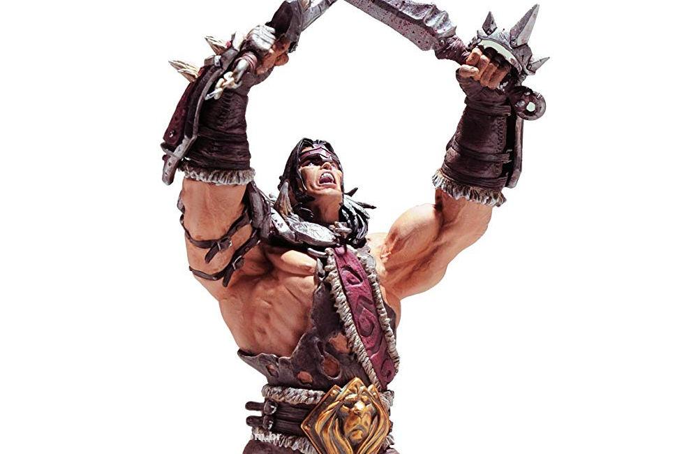 Lo'Gosh - World of Warcraft - Action Figure - Blizzard Store - Blog Farofeiros