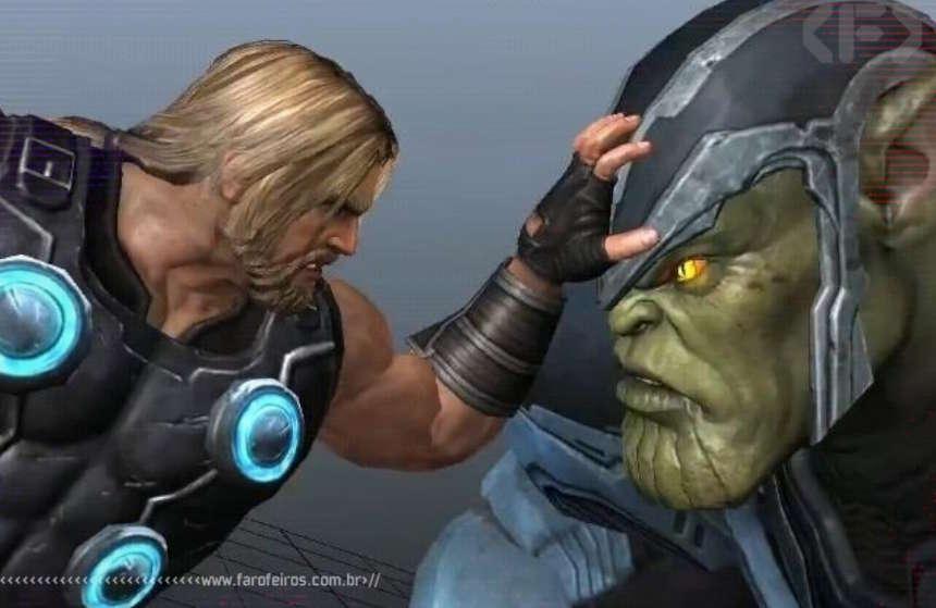 Vingadores - The Avengers - The video game - THQ - Blog Farofeiros
