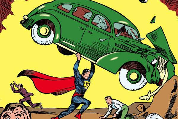 Venderam o Superman por US$ 130 - Action Comics #1 - Você pagaria US$ 2.161.000 em um gibi velho?