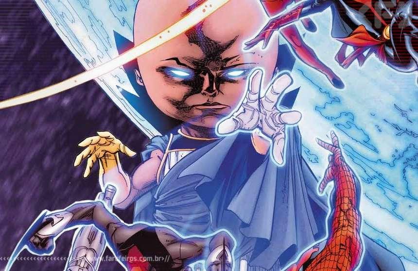 Não compre Point One #1 - Marvel Comics - Blog Farofeiros