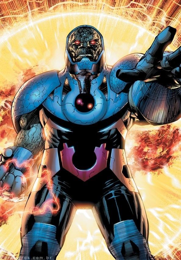 Novo Darkseid - Novos 52 - DC Comics