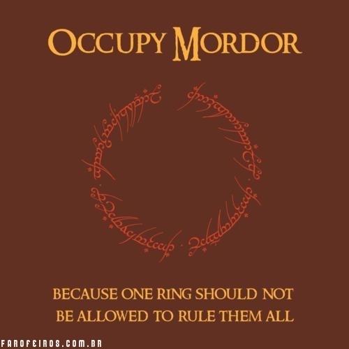 Occupy Mordor - Blog Farofeiros