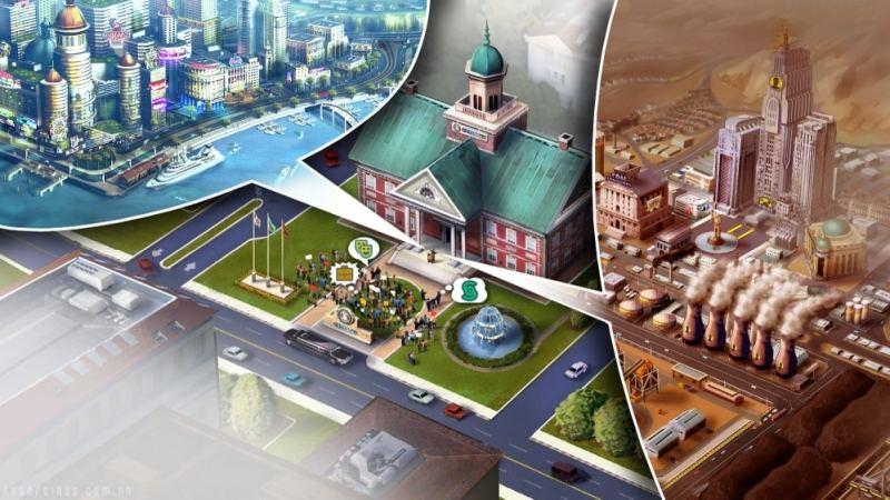 Confira algumas imagens de Sim City 5 - Blog Farofeiros
