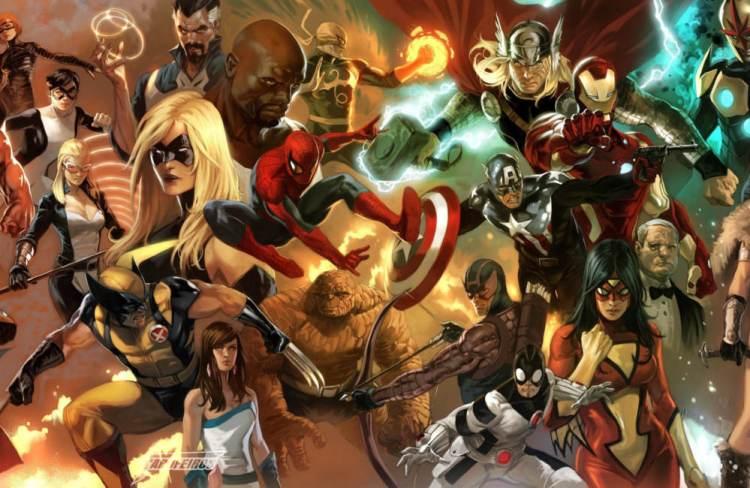 Quem é o mais forte da Marvel Comics - Blog Farofeiros