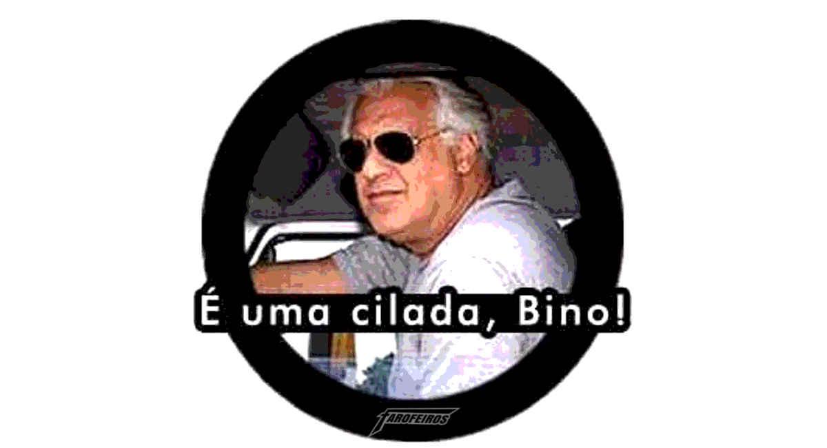 AllPosters.com.br: É UMA CILADA BINO!