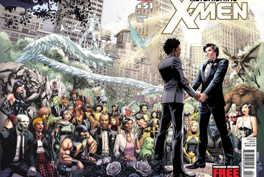 Astonishing X-Men #51 - Marvel Comics - Blog Farofeiros