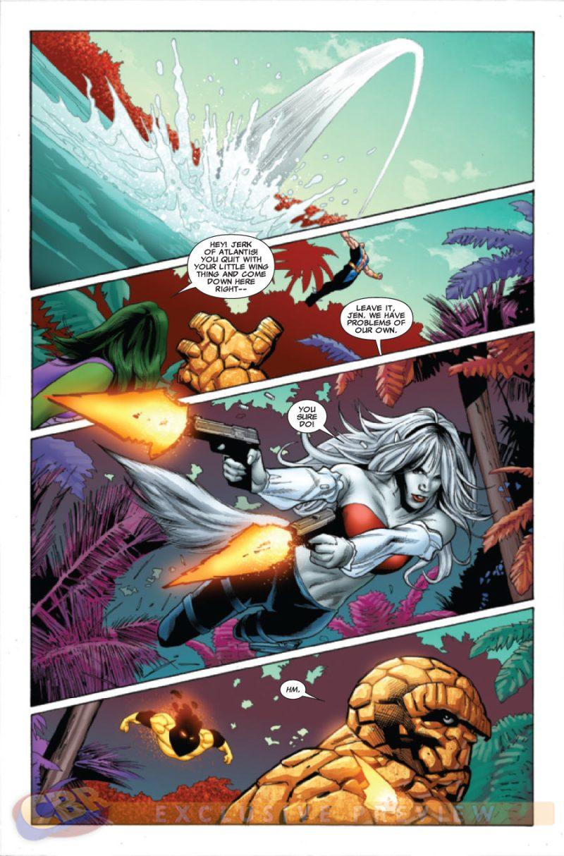 Uncanny X-Men #12 - Blog Farofeiros