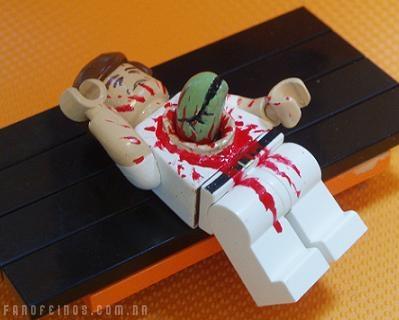 Lego, o oitavo passageiro
