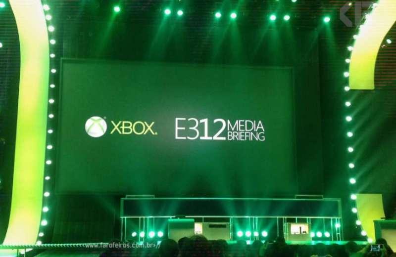 Microsoft na E3 2012 - Blog Farofeiros
