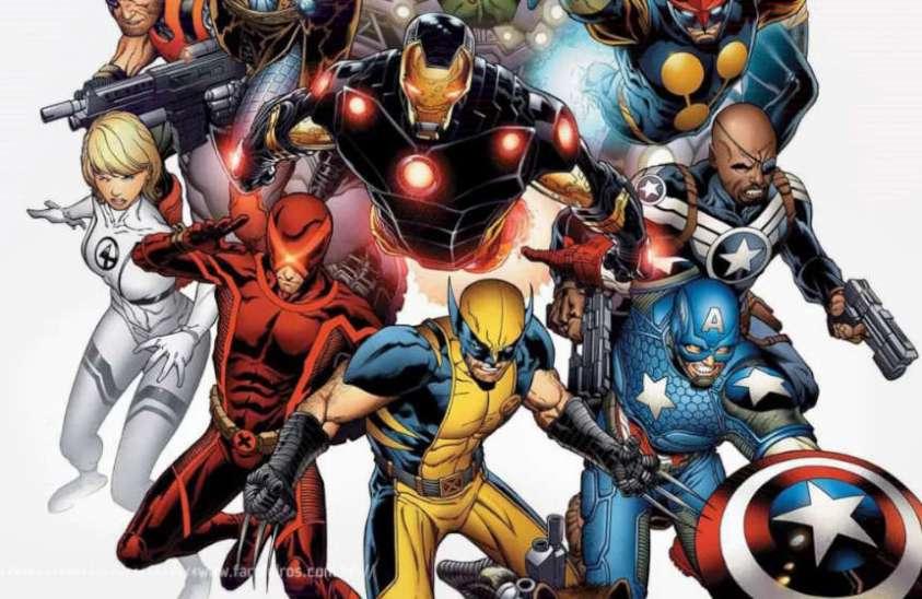 Marvel NOW - Marvel Comics vai relançar alguns títulos mas diz que não é reboot - Blog Farofeiros