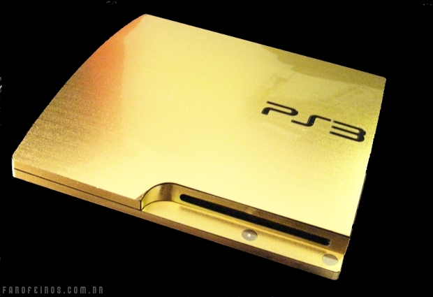 PS3 de Ouro - Blog Farofeiros