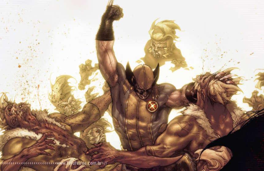 Wolverine e suas origens infinitas - Blog Farofeiros