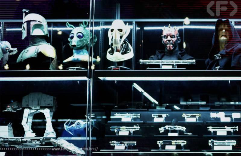 Coleção de bonequinhos - Star Wars - Blog Farofeiros
