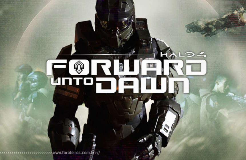 Halo - Forward Unto Dawn - Blog Farofeiros
