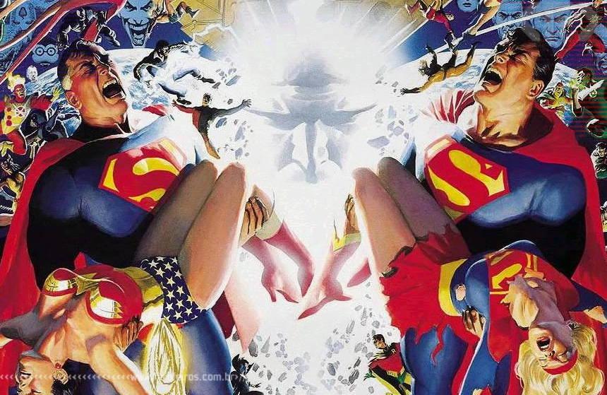 Crises nas Infinitas Terras - DC Comics - Blog Farofeiros