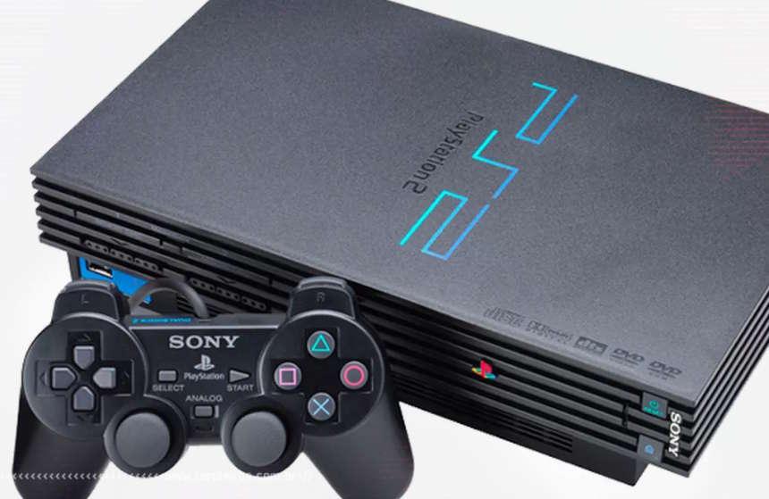 PS2 - PlayStation 2 - Sony - Blog Farofeiros