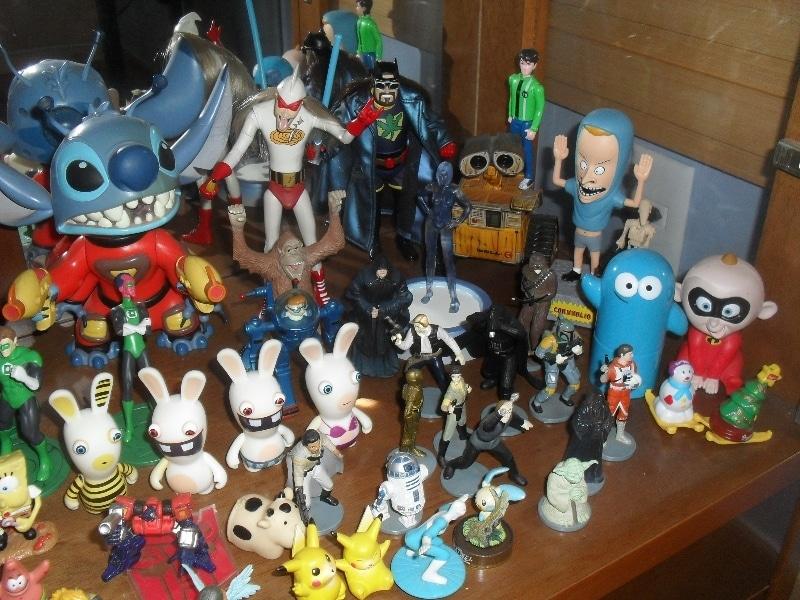 Diversos - Jay e Silent Bob - Star Wars - Meus bonecos - 2013 - Blog Farofeiros