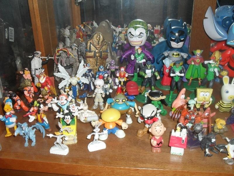 Diversos - Ragnarok Online - Digimon - Animaniacs - Meus bonecos - 2013 - Blog Farofeiros