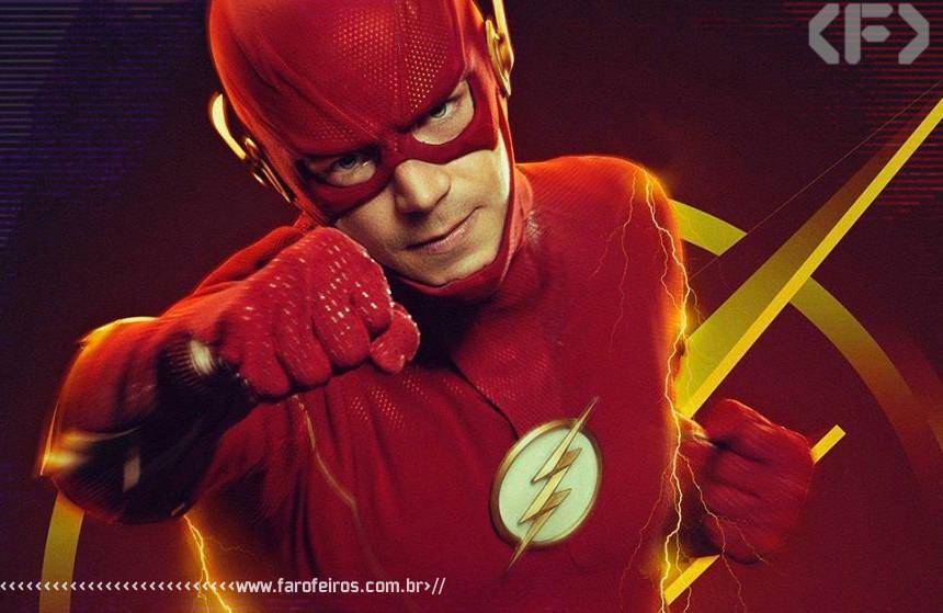 A DC é mais realista que a Marvel - Flash - Blog Farofeiros