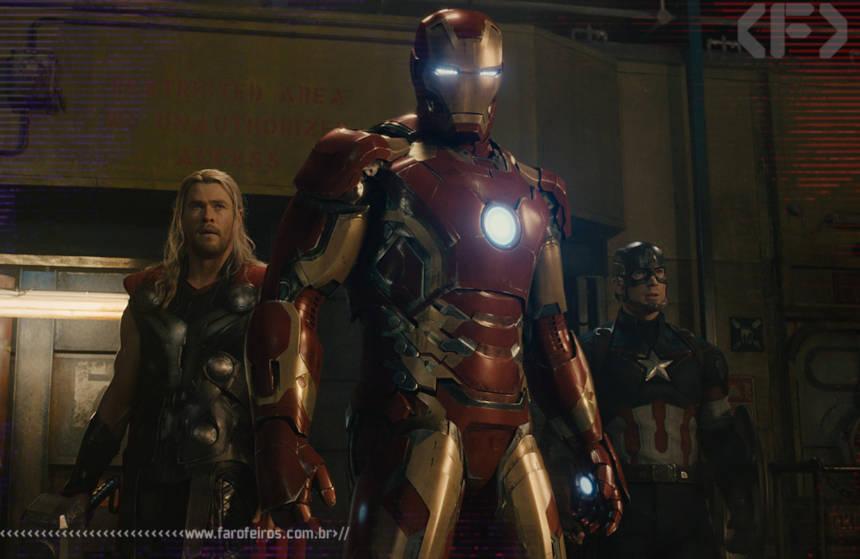 Vingadores - Era de Ultron - Marvel Studios - Blog Farofeiros