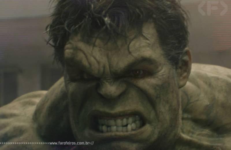 Vingadores - Era de Ultron - Marvel Studios - Hulk - Blog Farofeiros - 5