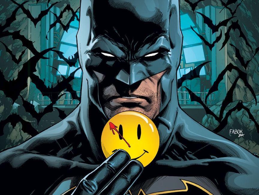 Batman e Flash - O Broche