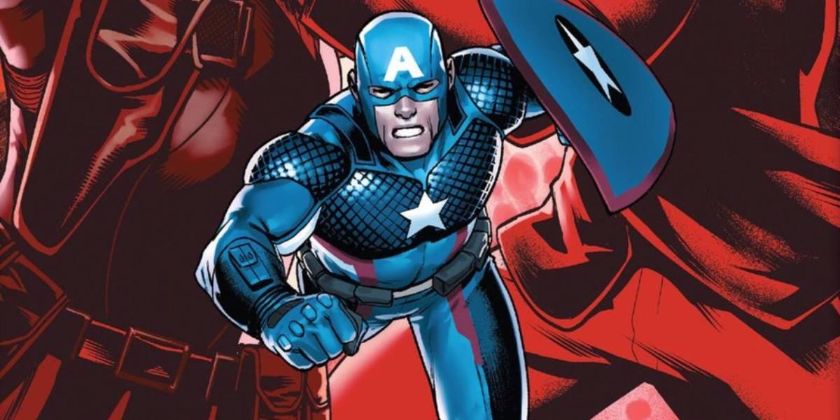 Capitão América - Agente da Hidra - Império Secreto