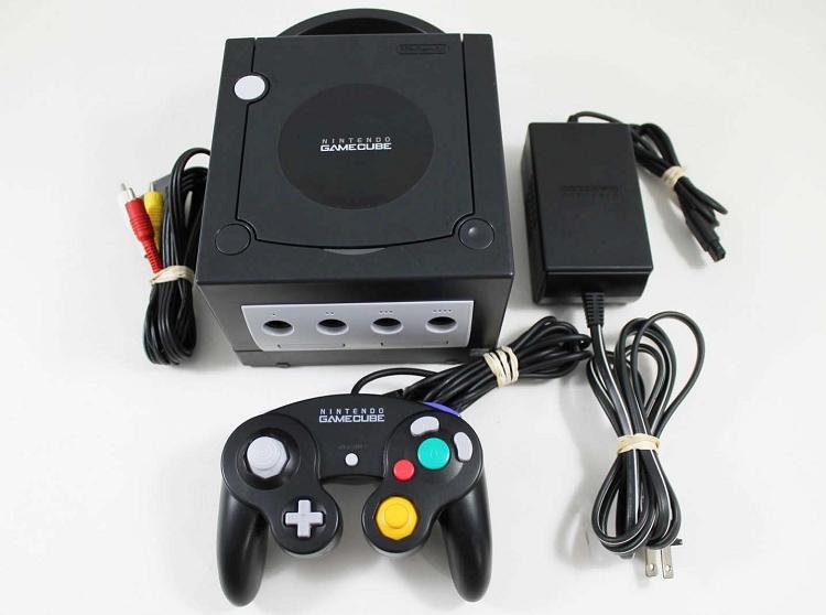 Console GameCube da Nintendo - Blog Farofeiros