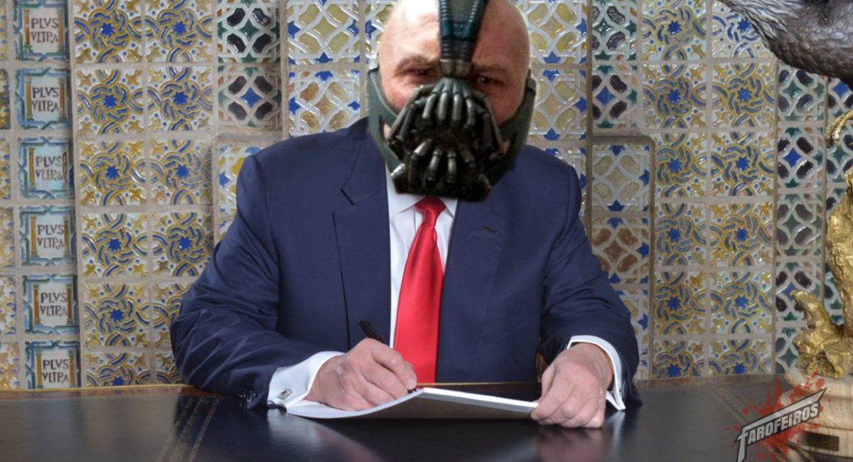 Trump cita Bane