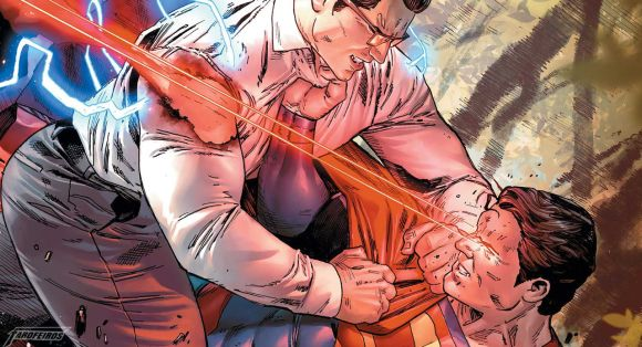 Superman - Retrospectiva Quadrinhos 2017