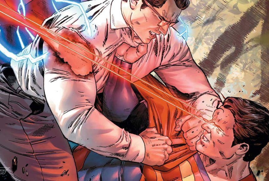 Superman - Action Comics #975