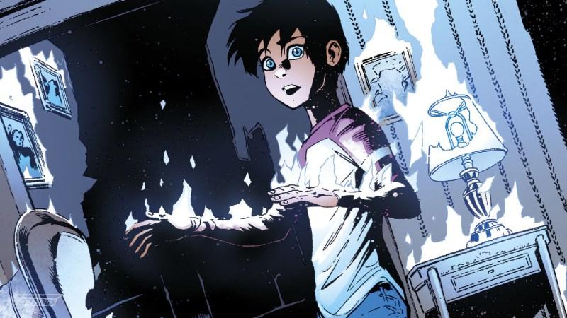 Superman Renascido - Jon