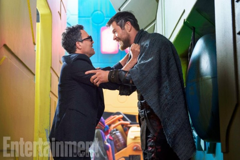 Precisamos falar do visual de Thor - Ragnarok - Blog Farofeiros - Thor e Bruce Banner